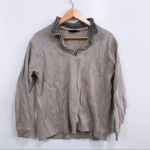 Polo club grey sweater